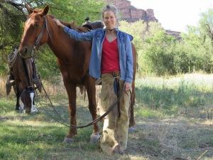linda w horse