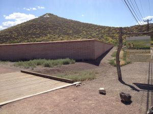 The new Mission Garden--living agricultural history