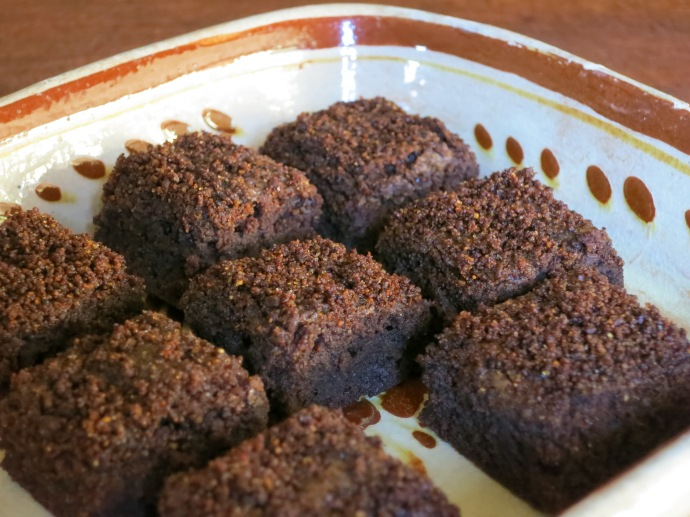 mole brownies 002