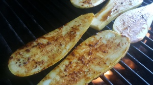 grilling squash
