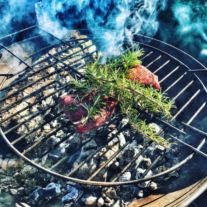 rosemary barbecue pixa 2585704