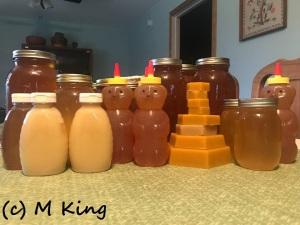 honey M King 002
