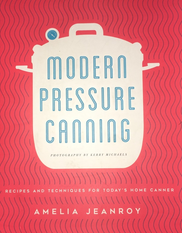 pressure canning book